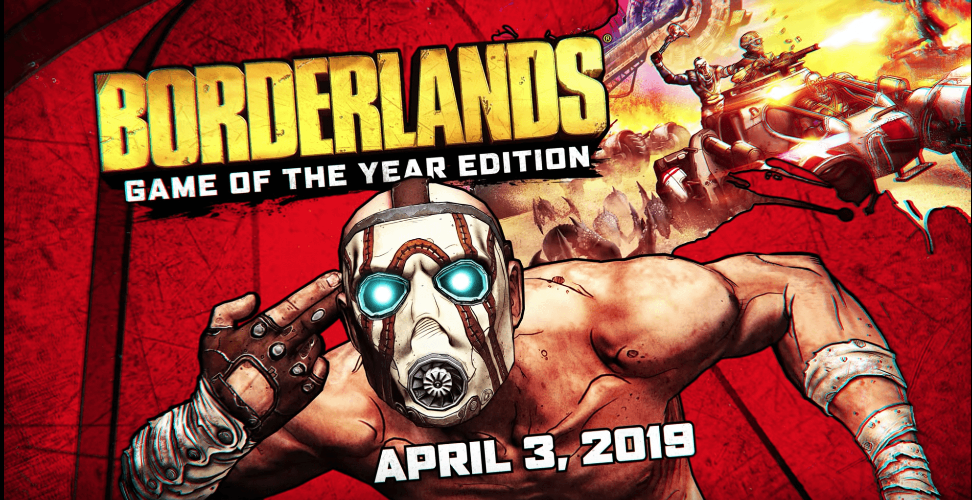 Borderlands Game of the Years Edition geliyor