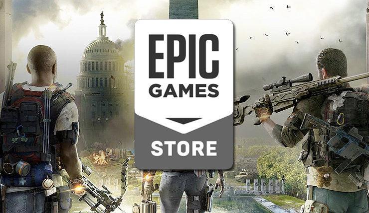 Ubisoft ve Epic Game anlatılar