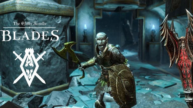 The Elder Scrolls Blades erken erişimde