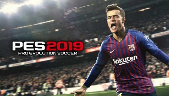 PES 2019 oyunu 20 TL