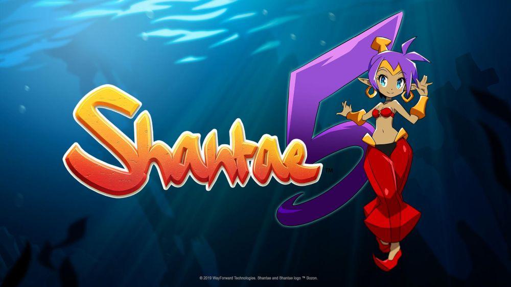 Shantae 5 oyunu bu sene geliyor