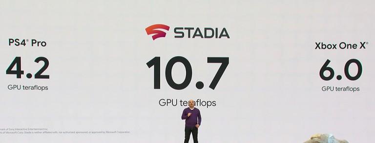 Google Stadia nedir ne zaman çıkacak