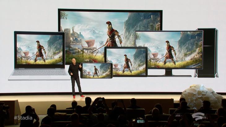 Google yeni oyun olunun tanıtımı yaptı