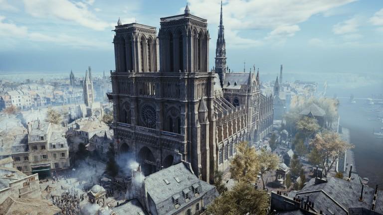 Assassin's Creed Unity Steam üzerinden olumlu yorumlara boğuldu