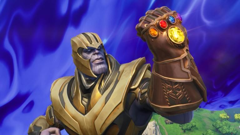 Fortnite Avengers: End Game