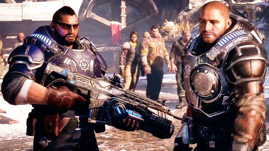 Gears 5 oyununa yeni özellik geliyor