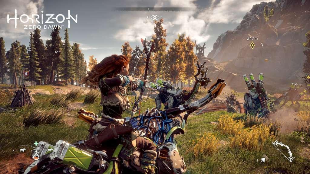 Horizon Zero Dawn 2 yeni nesil konsola gelecek