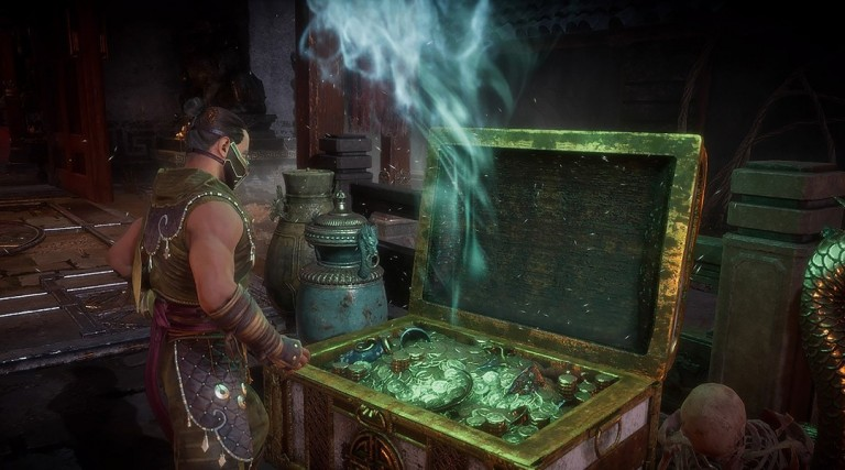 Mortal Kombat 11 yama