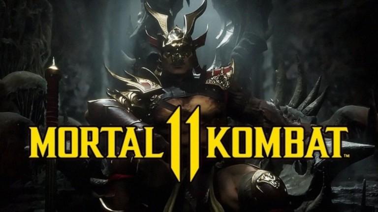 Mortal Kombat 11 fragman