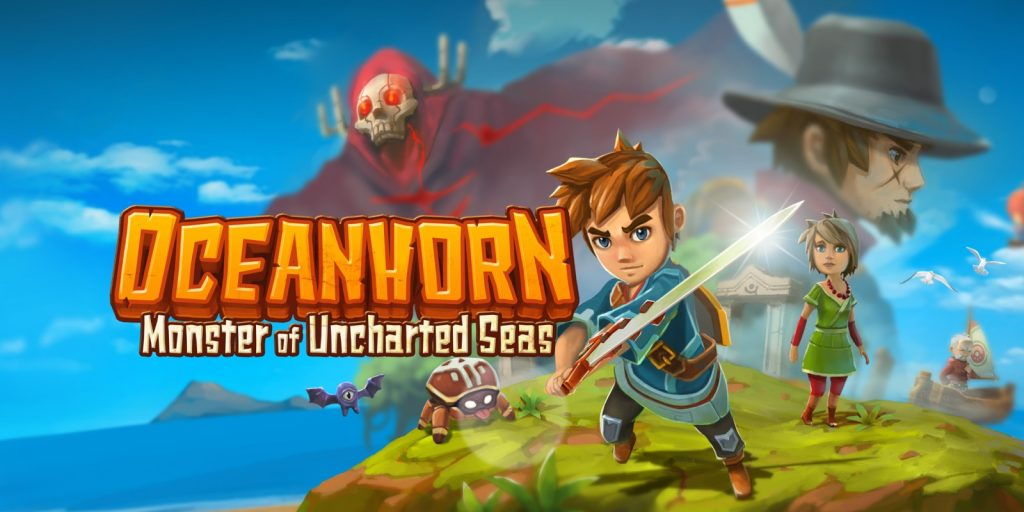 Oceanhurn macera oyunu