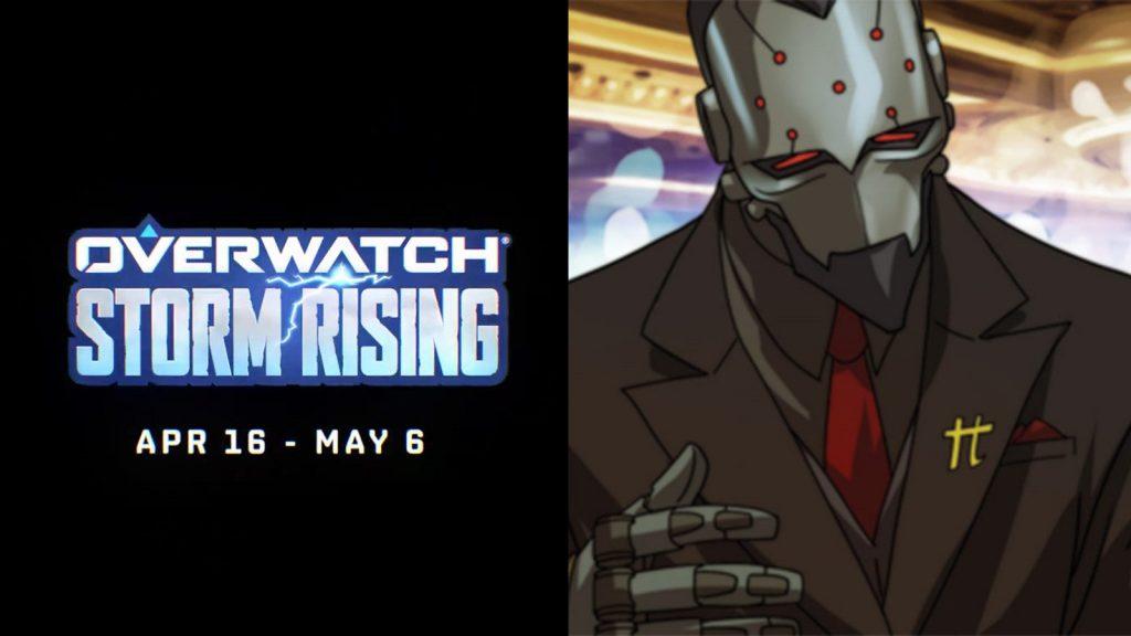 Overwatch Storm Rising 16 nisan tariihnde başladı