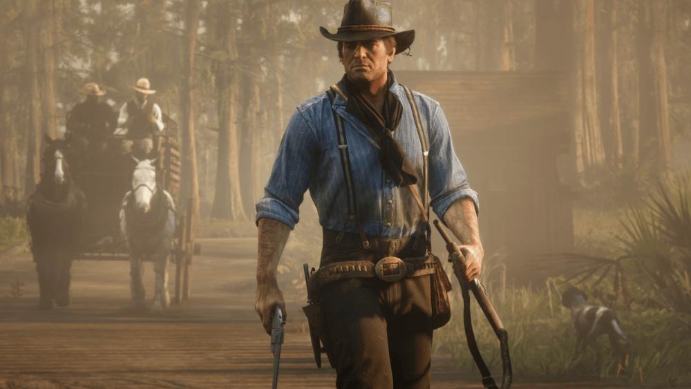 Red Dead Redemption 2 Epic Game Store özel olacak