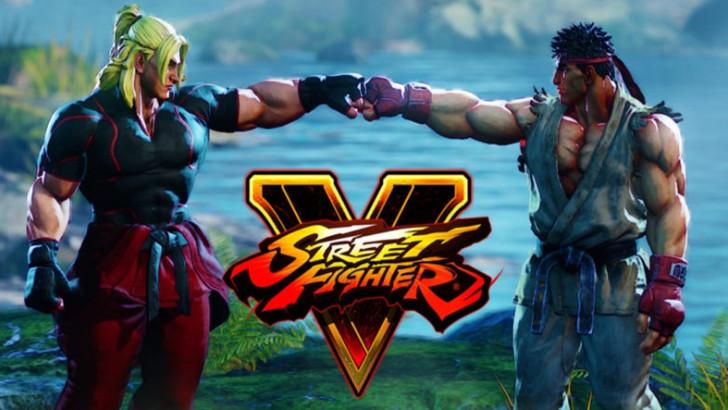 Street Fighter 5 ücretsiz