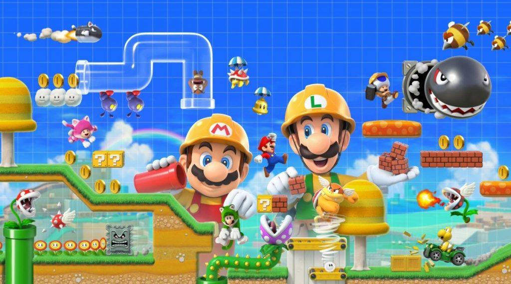 Super Mario Maker 2 Nintendo üzerinden çıkış yapacak