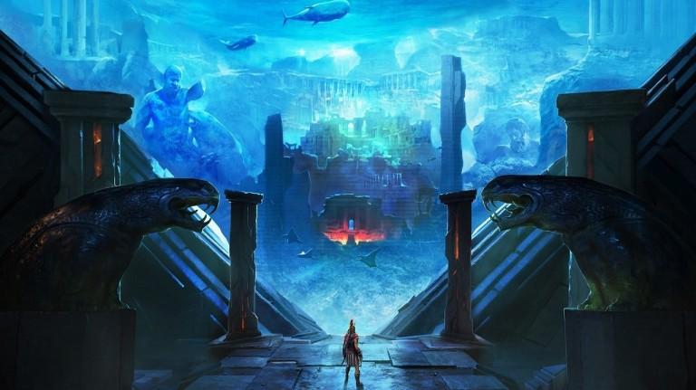 The Fate Of Atlantis fragman