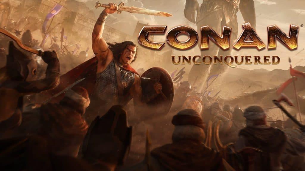 Conan Unconquered co-op oynanaış videosu