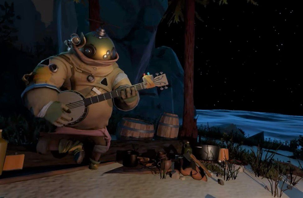 Outer Wilds Epic Games Store özel olacak