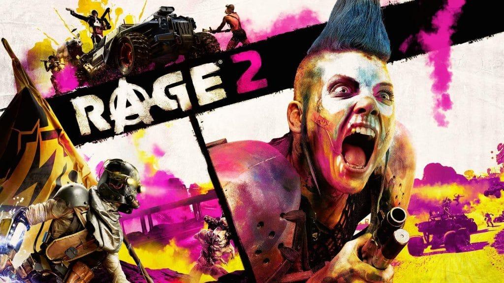 Rage 2 fragman