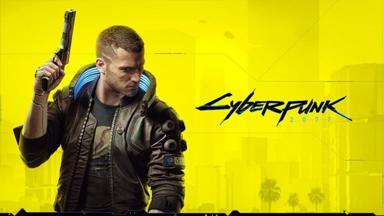 Cyberpunk 2077 PS4 Tema