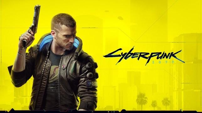 Cyberpunk 2077 Erkek V