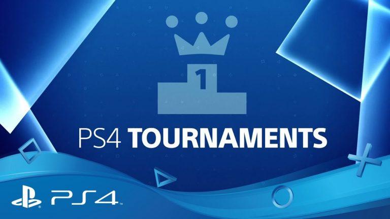 PlayStation 4 Turnuva