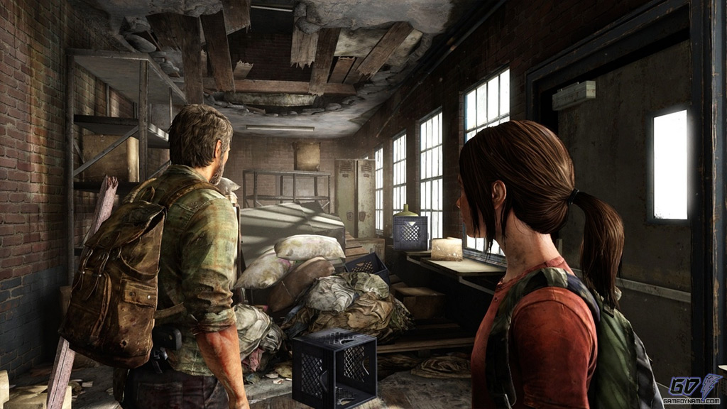 The Last of Us ve Uncharted