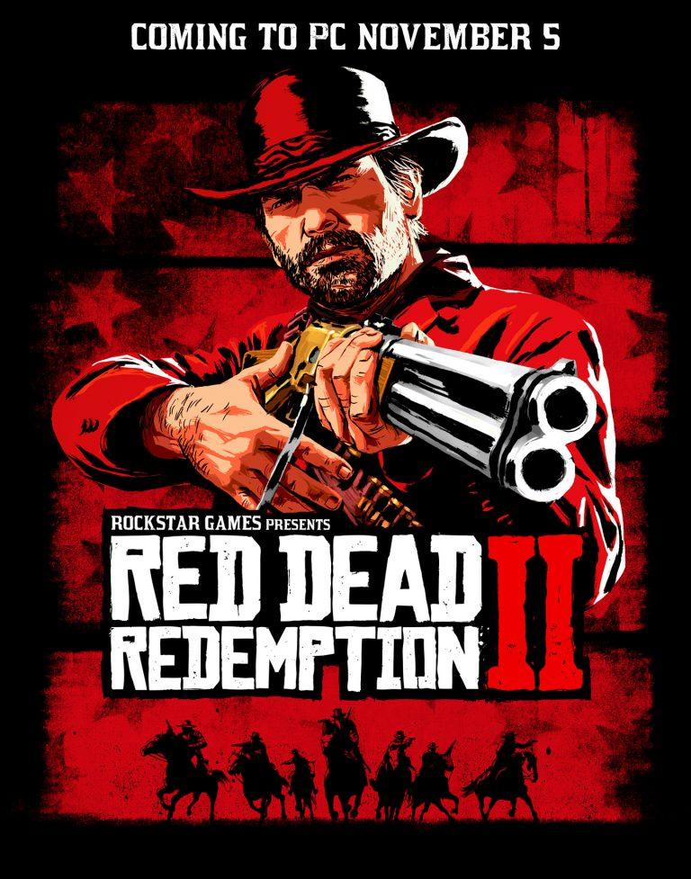 Red Dead Redempiton 2 PC