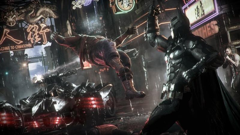 Batman Arkham Legacy TGA 2019
