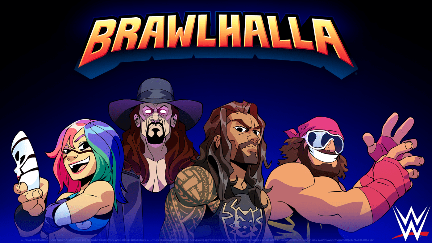 Brawhalla WWE