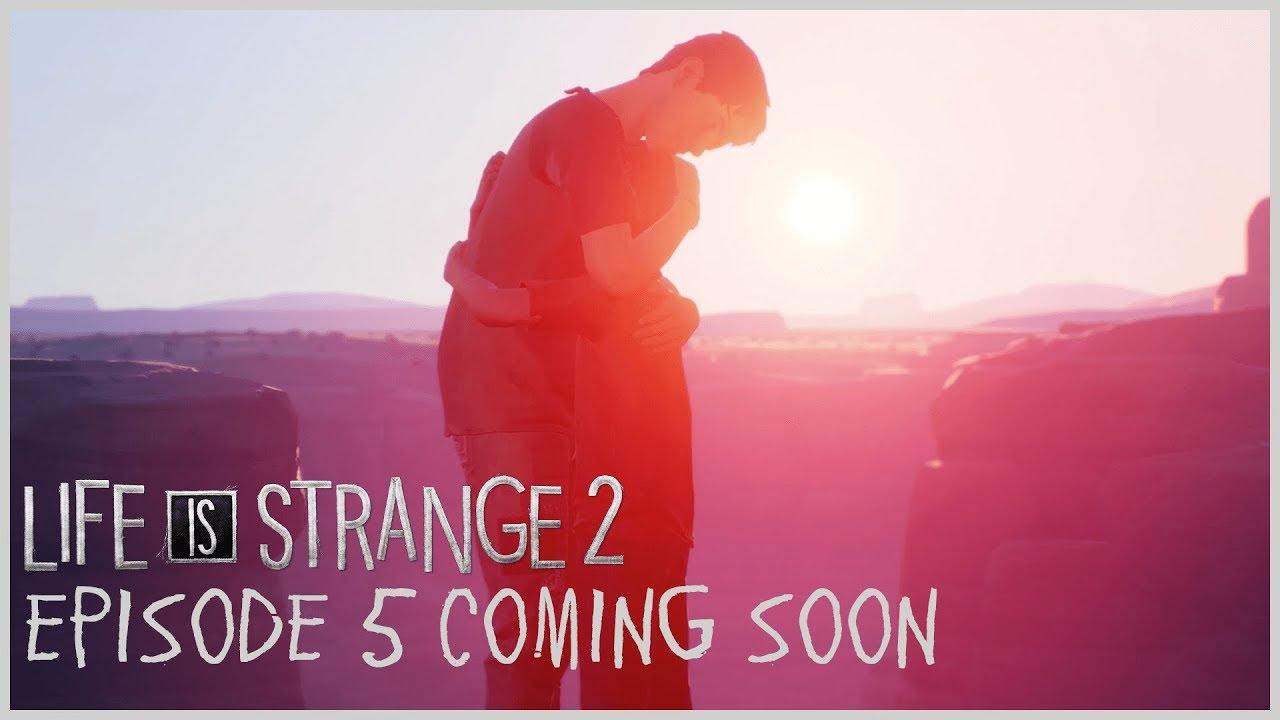 Life is Strange 2 5. bölüm