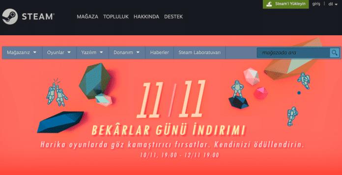Steam 11.11