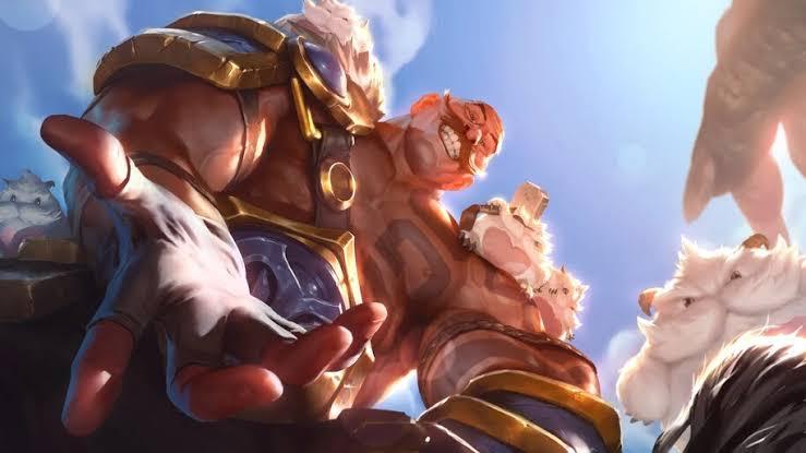 League of Legends En Çok AFK Braum