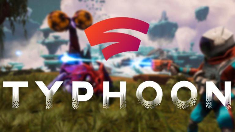 Google Stadia Typhoon Studios