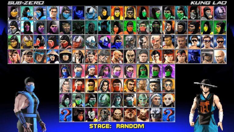 Mortal Kombat Project Ultimate