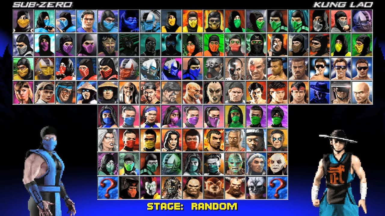 Mortal Kombat Project Ultimate