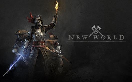 Amazon Yeni Oyunu New World