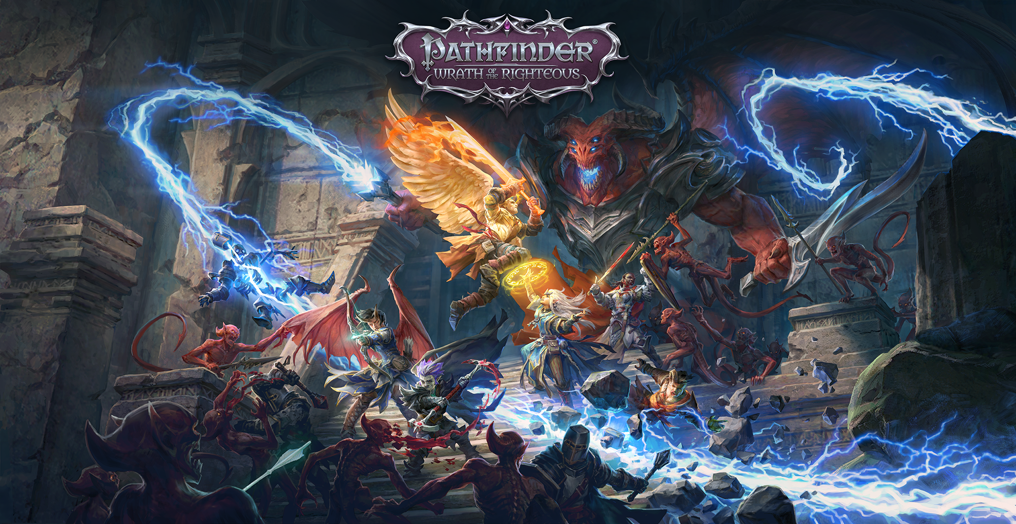 Pathfinder Wrath of the Righteous Duyuruldu
