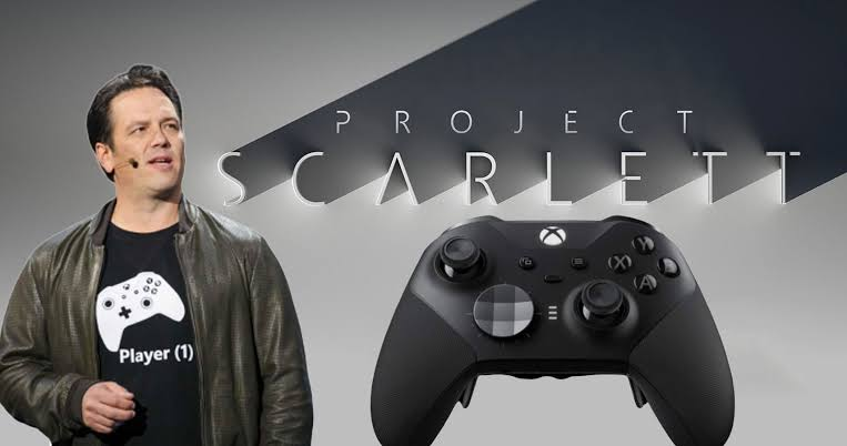 Phil Spencer Xbox Scarlett