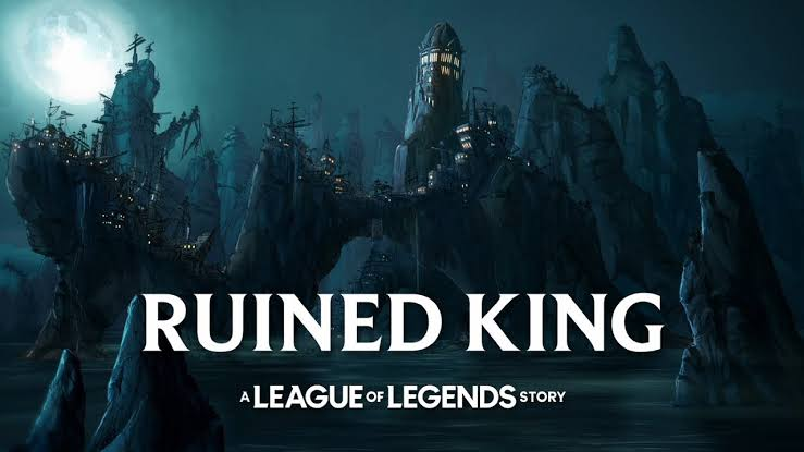 League of Legends Ruined King