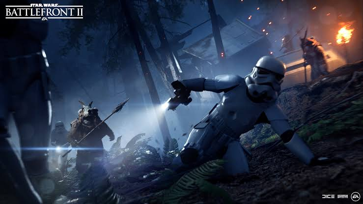 Star Wars Battlefront 2 Rise of Skywalker Ek Paketi