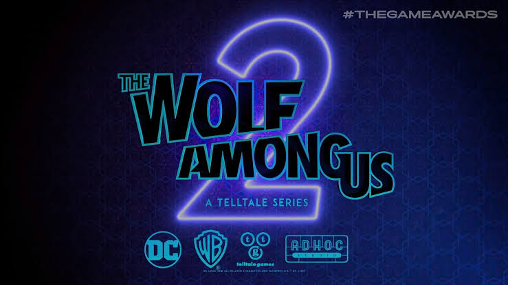 The Wolf Among Us 2 Trailer