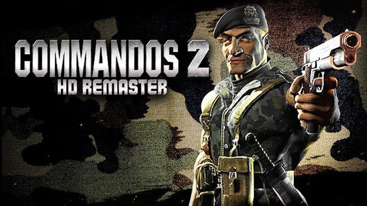 Yeni Commandos Oyunu