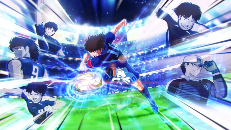 Captain Tsubasa Rise of New Champions Oynanış Videosu