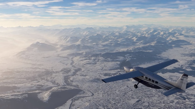 Microsoft Flight Simulator Fragman