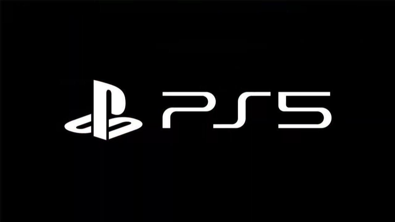 CES 2020 PlayStation 5 Logo