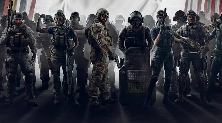 Rainbow Six Siege 5. Yıl İçerikleri