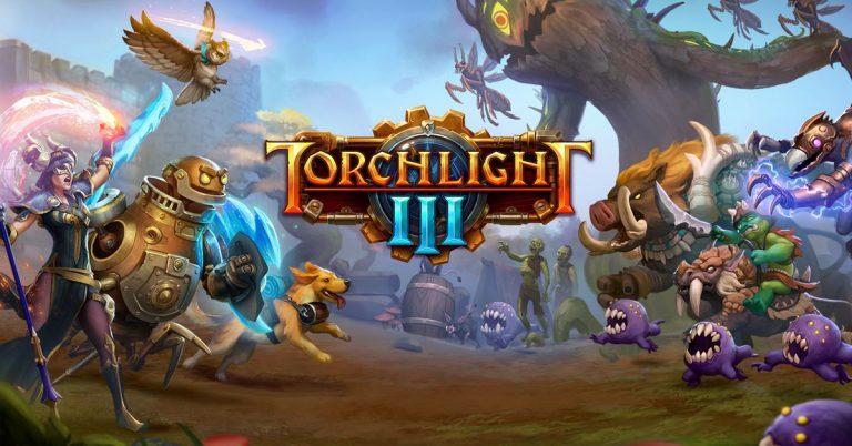 Torchlight 3 oyunu ismi ile birlikte değişti