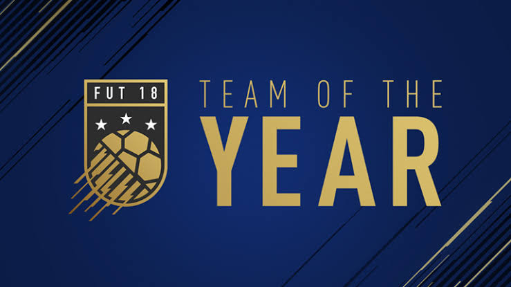 Fifa 20 Ultimate Team of The Year