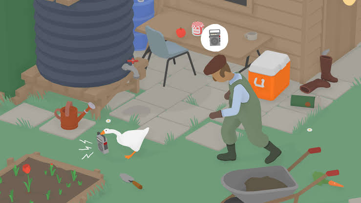 Untitled Goose Game Trailer