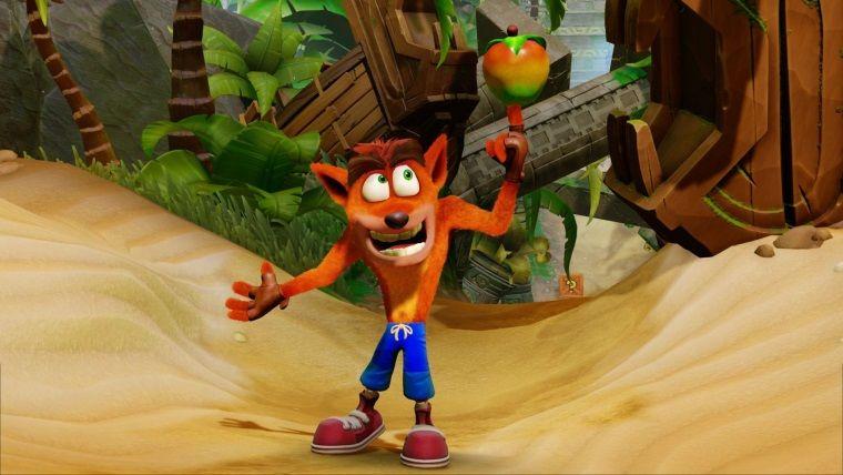 Crash Bandicoot Mobil Oyunu Geliyor